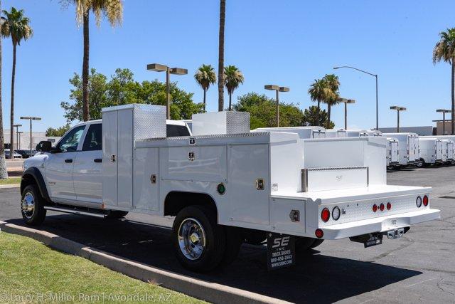 2020 Ram 5500 Crew Cab DRW 4x4, Scelzi Welder Body #20P00004 - photo 10