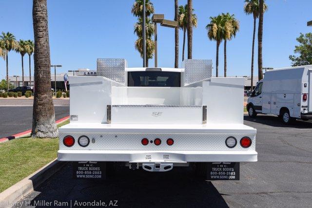 2020 Ram 5500 Crew Cab DRW 4x4, Scelzi Welder Body #20P00004 - photo 11