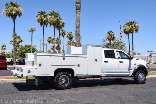 2020 Ram 5500 Crew Cab DRW 4x4, Scelzi Welder Body #20P00004 - photo 14