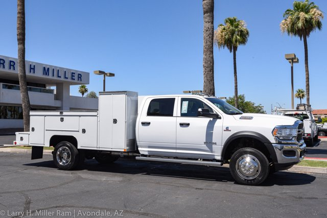 2020 Ram 5500 Crew Cab DRW 4x4, Scelzi Welder Body #20P00004 - photo 18