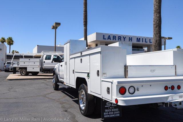2020 Ram 5500 Crew Cab DRW 4x4, Scelzi Welder Body #20P00004 - photo 8
