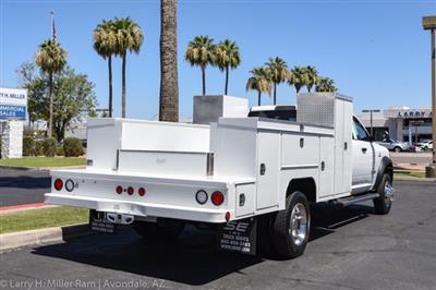 2020 Ram 5500 Crew Cab DRW 4x4, Scelzi Welder Body #20P00004 - photo 13