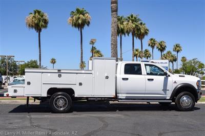 2020 Ram 5500 Crew Cab DRW 4x4, Scelzi Welder Body #20P00004 - photo 15