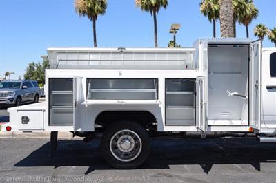 2020 Ram 5500 Crew Cab DRW 4x4, Scelzi Welder Body #20P00004 - photo 16