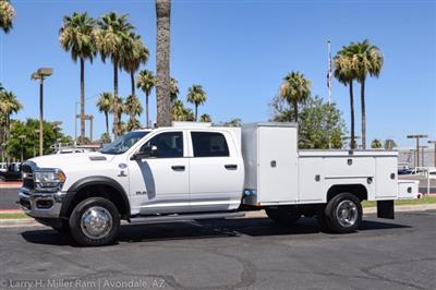2020 Ram 5500 Crew Cab DRW 4x4, Scelzi Welder Body #20P00004 - photo 3