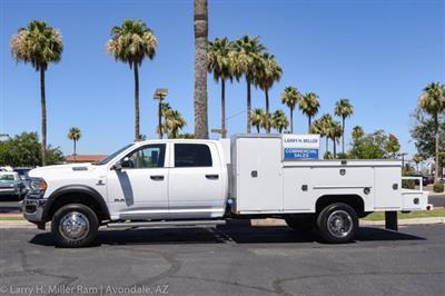 2020 Ram 5500 Crew Cab DRW 4x4, Scelzi Welder Body #20P00004 - photo 4
