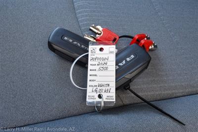 2020 Ram 5500 Crew Cab DRW 4x4, Scelzi Welder Body #20P00004 - photo 37