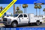 2020 Ram 5500 Crew Cab DRW 4x4, Scelzi Welder Body #20P00004 - photo 1