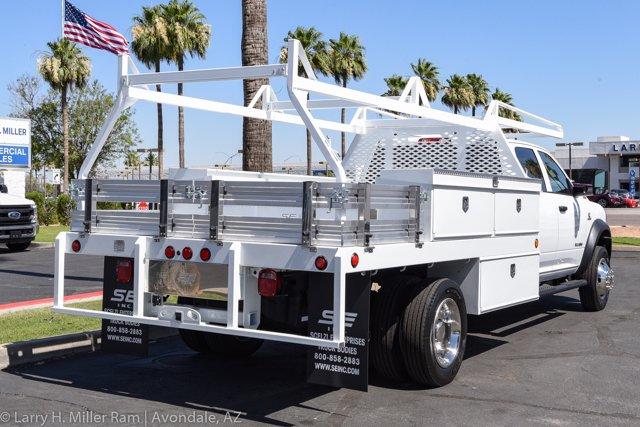 2020 Ram 4500 Crew Cab DRW RWD, Scelzi CTFB Contractor Body #20P00006 - photo 11