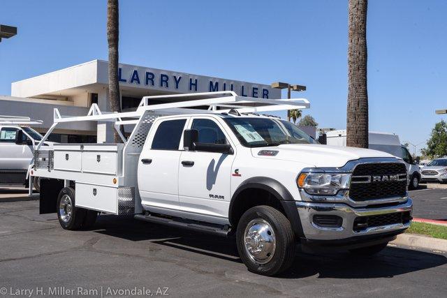 2020 Ram 4500 Crew Cab DRW 4x2, Scelzi CTFB Contractor Body #20P00006 - photo 17