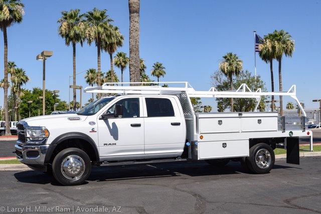 2020 Ram 4500 Crew Cab DRW RWD, Scelzi CTFB Contractor Body #20P00006 - photo 3