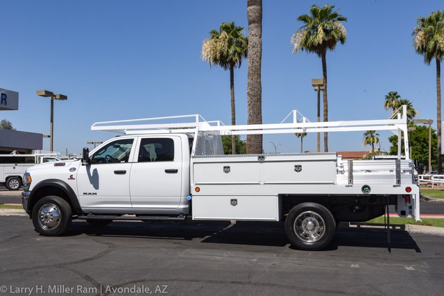 2020 Ram 4500 Crew Cab DRW RWD, Scelzi CTFB Contractor Body #20P00006 - photo 4