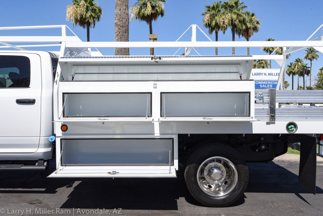 2020 Ram 4500 Crew Cab DRW 4x2, Scelzi CTFB Contractor Body #20P00006 - photo 5