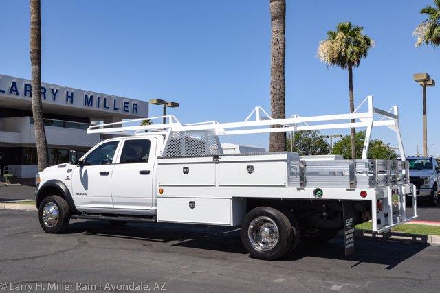 2020 Ram 4500 Crew Cab DRW RWD, Scelzi Contractor Body #20P00006 - photo 1