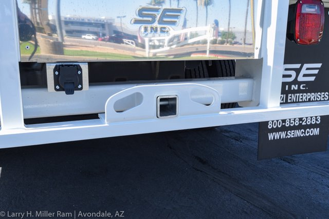 2020 Ram 4500 Crew Cab DRW 4x2, Scelzi CTFB Contractor Body #20P00006 - photo 8