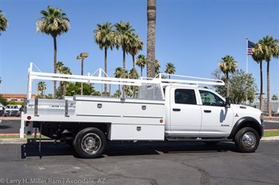 2020 Ram 4500 Crew Cab DRW RWD, Scelzi CTFB Contractor Body #20P00006 - photo 12