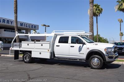 2020 Ram 4500 Crew Cab DRW 4x2, Scelzi CTFB Contractor Body #20P00006 - photo 16