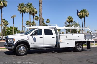 2020 Ram 4500 Crew Cab DRW 4x2, Scelzi CTFB Contractor Body #20P00006 - photo 3