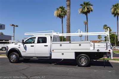 2020 Ram 4500 Crew Cab DRW 4x2, Scelzi CTFB Contractor Body #20P00006 - photo 4