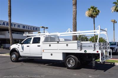2020 Ram 4500 Crew Cab DRW 4x2, Scelzi CTFB Contractor Body #20P00006 - photo 2