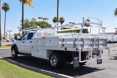 2020 Ram 4500 Crew Cab DRW RWD, Scelzi CTFB Contractor Body #20P00006 - photo 9
