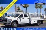 2020 Ram 4500 Crew Cab DRW 4x2, Scelzi CTFB Contractor Body #20P00006 - photo 1