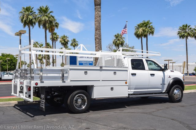 2020 Ram 5500 Crew Cab DRW RWD, Scelzi CTFB Contractor Body #20P00009 - photo 14