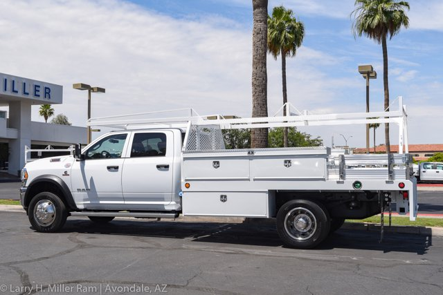 2020 Ram 5500 Crew Cab DRW RWD, Scelzi CTFB Contractor Body #20P00009 - photo 8