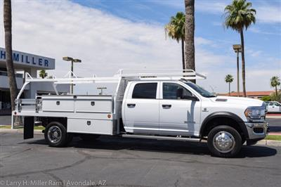 2020 Ram 5500 Crew Cab DRW RWD, Scelzi CTFB Contractor Body #20P00009 - photo 18