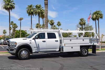2020 Ram 5500 Crew Cab DRW RWD, Scelzi CTFB Contractor Body #20P00009 - photo 3