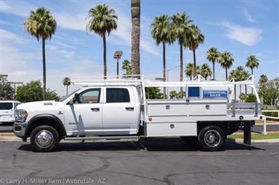 2020 Ram 5500 Crew Cab DRW RWD, Scelzi CTFB Contractor Body #20P00009 - photo 4