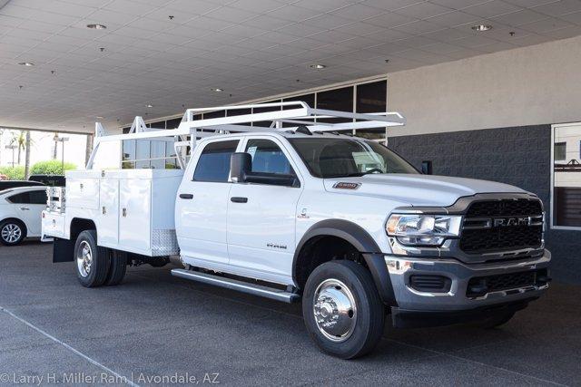 2020 Ram 5500 Crew Cab DRW RWD, Scelzi SEC Combo Body #20P00012 - photo 17
