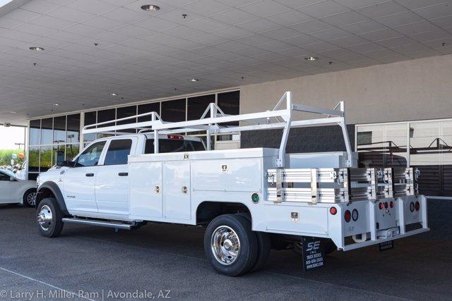 2020 Ram 5500 Crew Cab DRW RWD, Scelzi Combo Body #20P00012 - photo 1