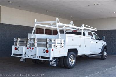 2020 Ram 5500 Crew Cab DRW RWD, Scelzi SEC Combo Body #20P00012 - photo 10
