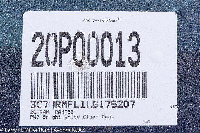 2020 Ram 5500 Crew Cab DRW RWD, Scelzi SCTFB Contractor Body #20P00013 - photo 27