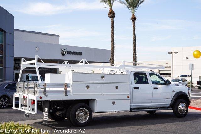 2020 Ram 5500 Crew Cab DRW 4x2, Scelzi Contractor Body #20P00013 - photo 1