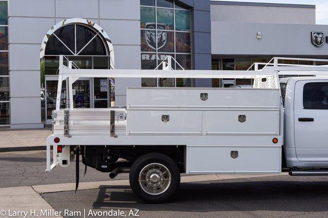 2020 Ram 5500 Crew Cab DRW RWD, Scelzi SCTFB Contractor Body #20P00013 - photo 4