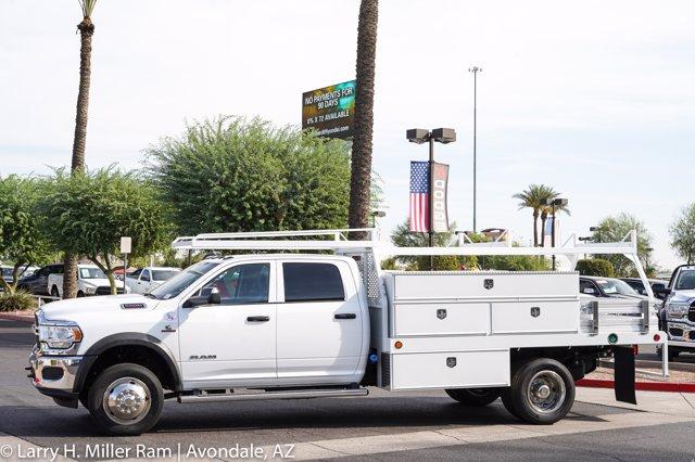 2020 Ram 5500 Crew Cab DRW 4x2, Scelzi SCTFB Contractor Body #20P00013 - photo 8