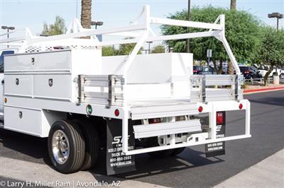 2020 Ram 5500 Crew Cab DRW 4x2, Scelzi SCTFB Contractor Body #20P00013 - photo 13