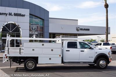 2020 Ram 5500 Crew Cab DRW 4x2, Scelzi SCTFB Contractor Body #20P00013 - photo 3
