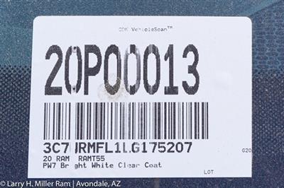 2020 Ram 5500 Crew Cab DRW 4x2, Scelzi SCTFB Contractor Body #20P00013 - photo 27