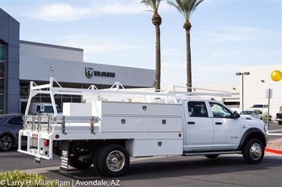 2020 Ram 5500 Crew Cab DRW 4x2, Scelzi SCTFB Contractor Body #20P00013 - photo 2