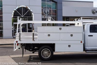 2020 Ram 5500 Crew Cab DRW 4x2, Scelzi SCTFB Contractor Body #20P00013 - photo 4