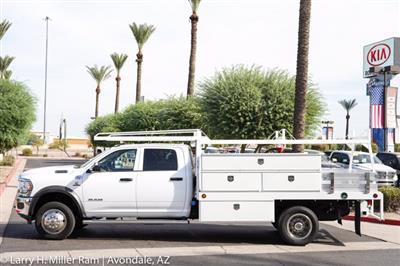 2020 Ram 5500 Crew Cab DRW 4x2, Scelzi SCTFB Contractor Body #20P00013 - photo 9