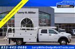 2020 Ram 5500 Crew Cab DRW 4x2, Scelzi SCTFB Contractor Body #20P00013 - photo 1