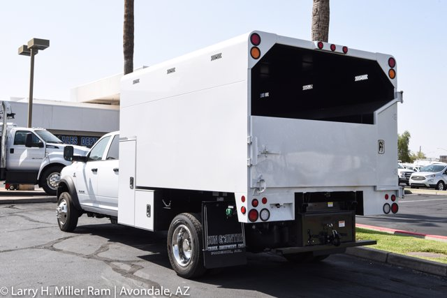 2020 Ram 5500 Crew Cab DRW 4x4, Arbortech Chipper Body #20P00018 - photo 1