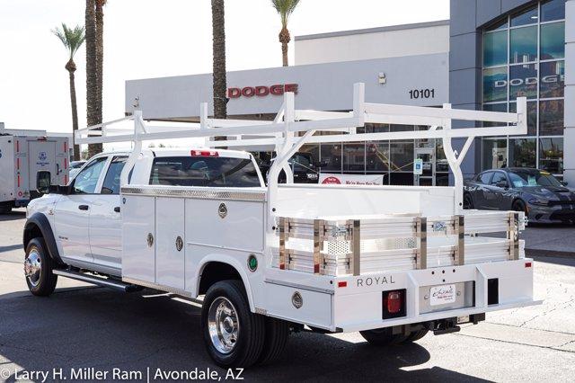 2020 Ram 4500 Crew Cab DRW 4x2, Royal Combo Body #20P00020 - photo 1