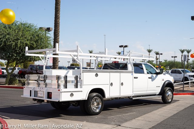 2020 Ram 4500 Crew Cab DRW 4x2, Royal Service Combo Body #20P00020 - photo 7