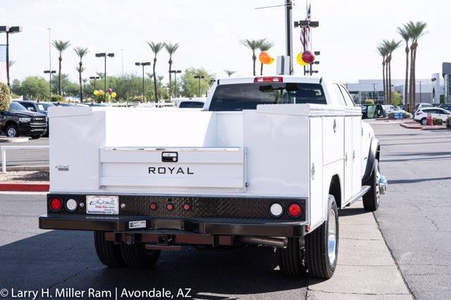 2020 Ram 4500 Crew Cab DRW 4x2, Royal Service Body #20P00021 - photo 8