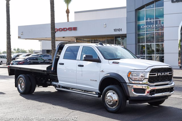 2020 Ram 4500 Crew Cab DRW RWD, CM Truck Beds RD Model Platform Body #20P00022 - photo 3